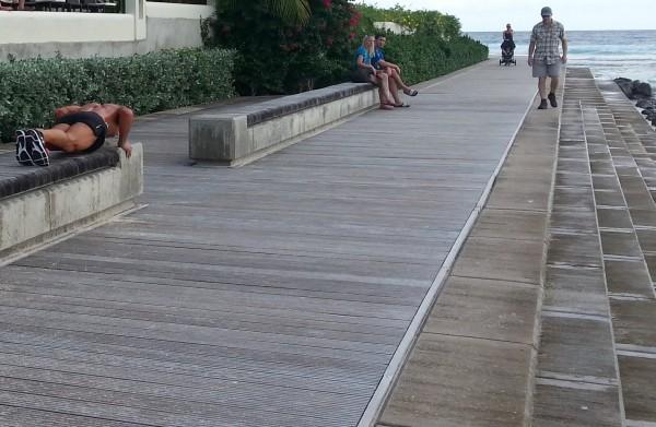 boardwalk, south coast