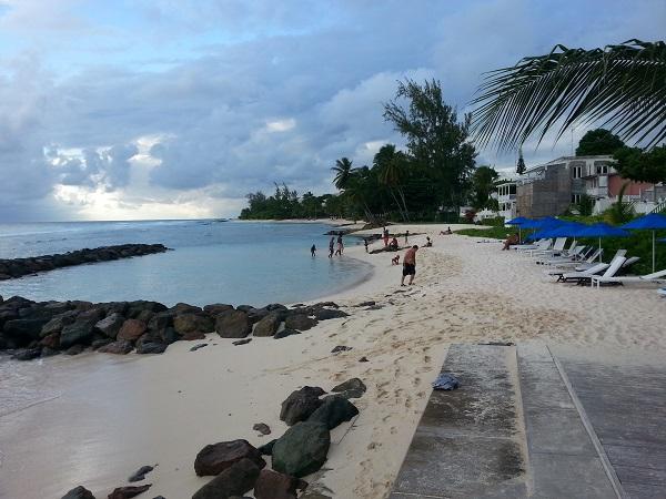 walk the beach on south coast