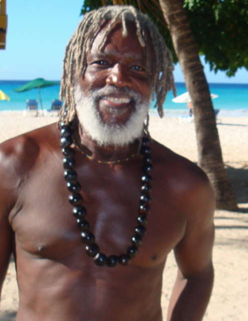 David Trotman, Accra Beach, Barbados