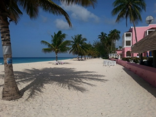best beaches in Barbados