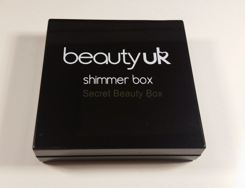 beauty uk shimmer box