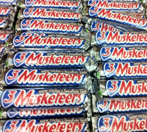3 Musketeers Candy Bar Recipe