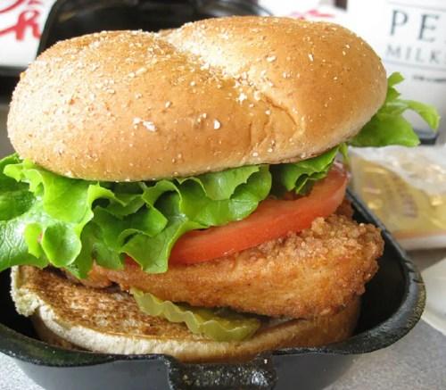 Chick-Fil-A Original Chicken Sandwich Recipe
