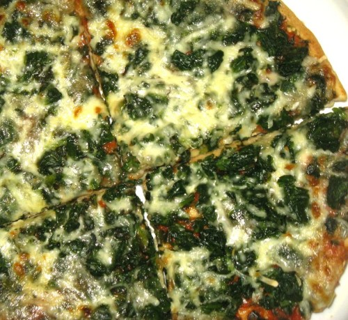 Applebees Spinach Pizza Recipe