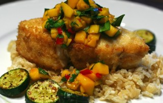 Bonefish Grill Warm Mango Salsa Recipe