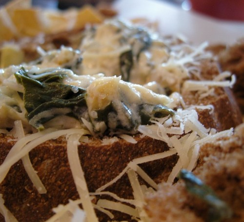 Mimi's Cafe Spinach and Artichoke Dip Appetizer Recipe