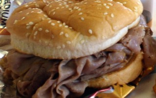 Arby's Roast Beef Sandwich Recipe