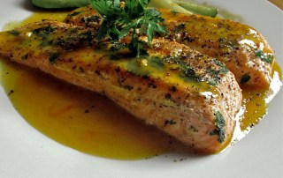 Red Lobster Asian Garlic Grilled Salmon Recipe