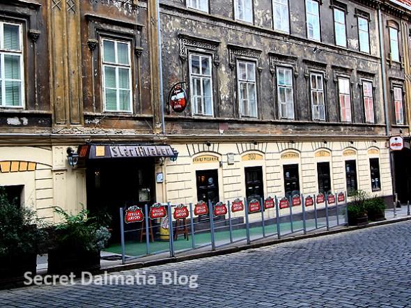Zagreb - Stari Fijaker Restaurant