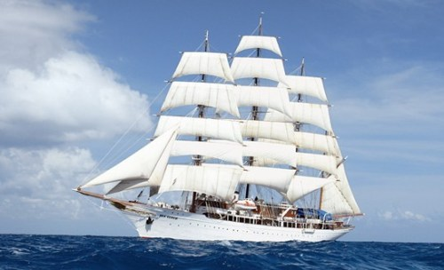Sea Cloud - picture from their web site