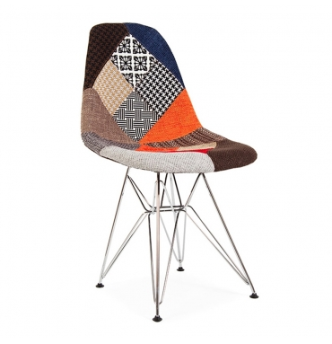 chaise dsr patchwork style eames secret design