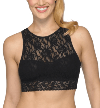 Perfect summer lingerie is offered in new Hanky Panky bike shorts and crop top. Check out how this Hanky Panky can spruce up your summer look.