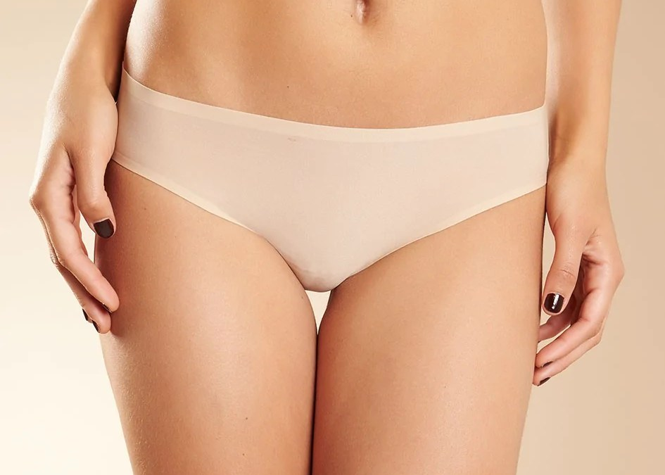 Ultimate Seamless, Lineless Underwear by Chantelle