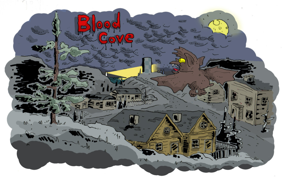 Blood Cove Teaser