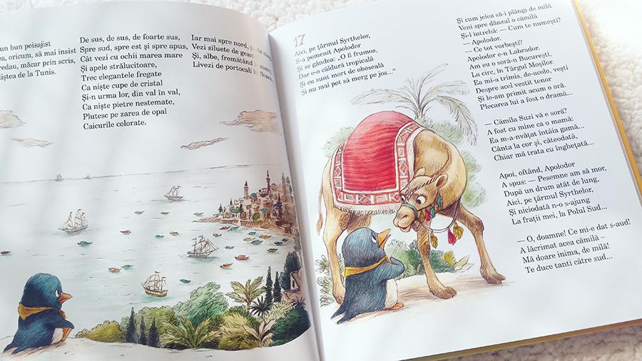 cartea cu apolodor gellu naum ilustratii dan ungureanu
