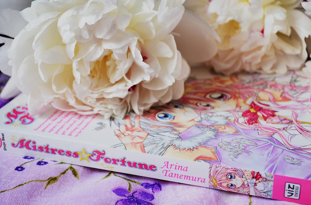 recenzie manga mistress fortune arina tanemura viz media