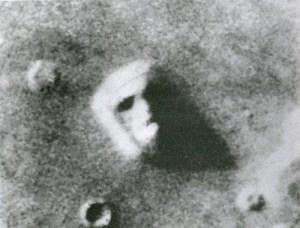Chipul de pe Marte