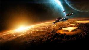 spaceship_awesome_cool_digital_galaxy_planet_sci