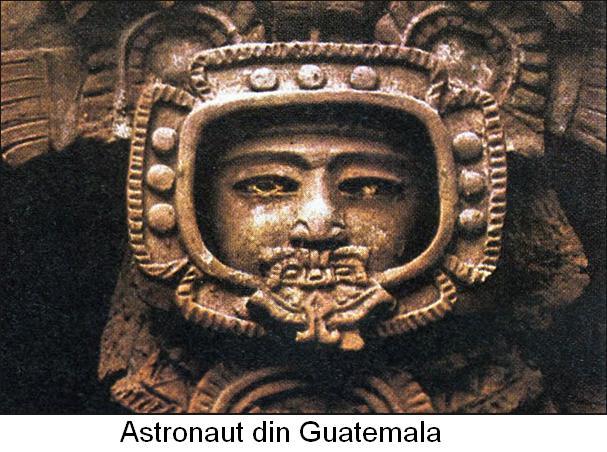 Astronaut din Guatemala