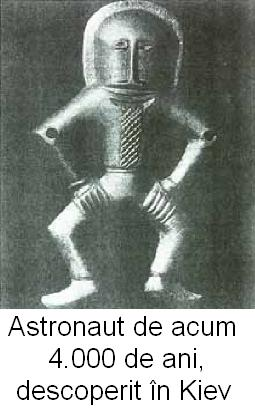 Astronaut din Kiev