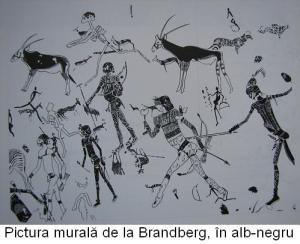Brandberg Black and White