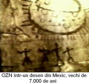 OZN in Mexic