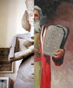 Akhenaton Moise 1
