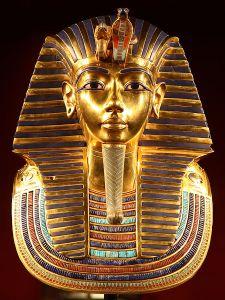 Masca funerară a lui Tutankhamun