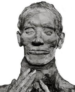 Mumia lui Yuya