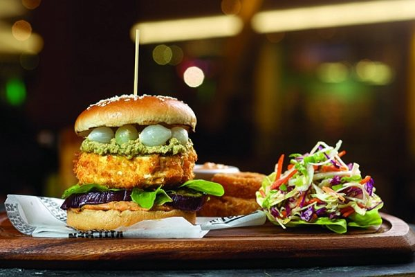 Gourmet Burger Kitchen Menu Vegan