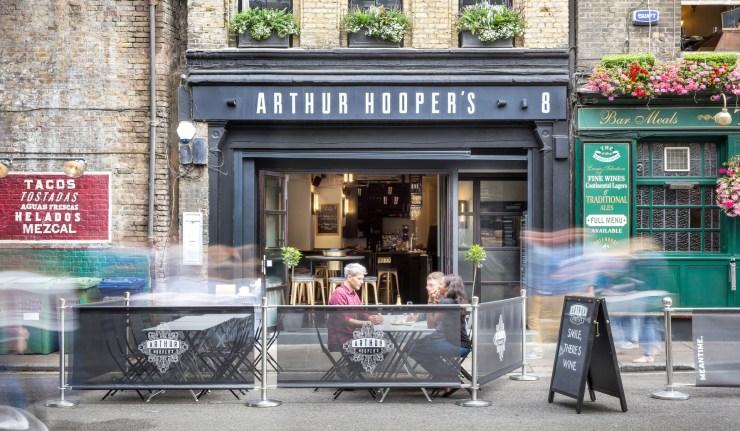 Arthur Hooper's Exterior Final 1