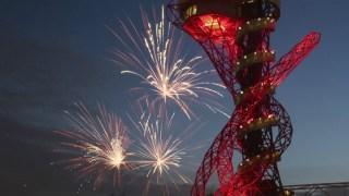 fireworks-at-arcelormittal-orb