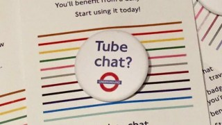 tube chat -london