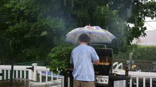 australia-day-london-bbq-in-rain