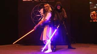 light-sabre-fitness-class-london-star-wars