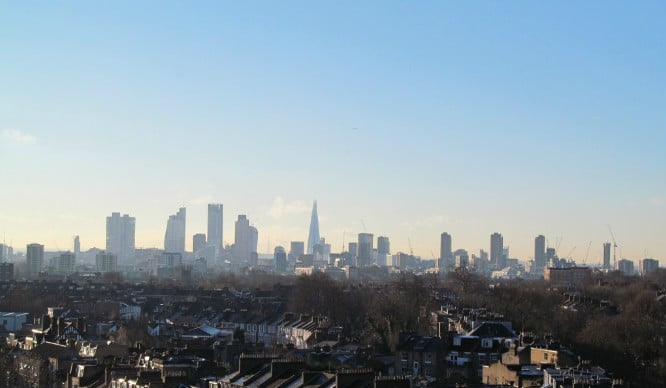 london-warm-weather