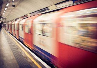Victoria Line Tube London Underground