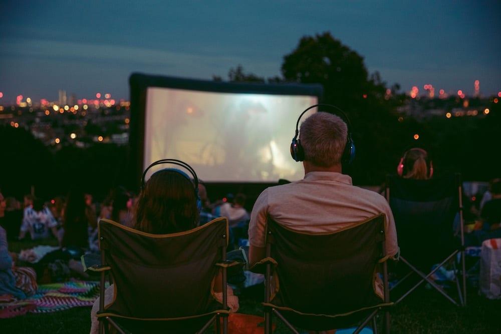 Alexandra Palace Outdoor Cinema