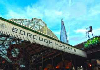 Borough Market open Wednesday