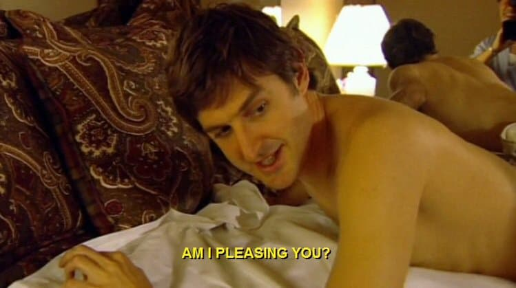 Am I Pleasing You