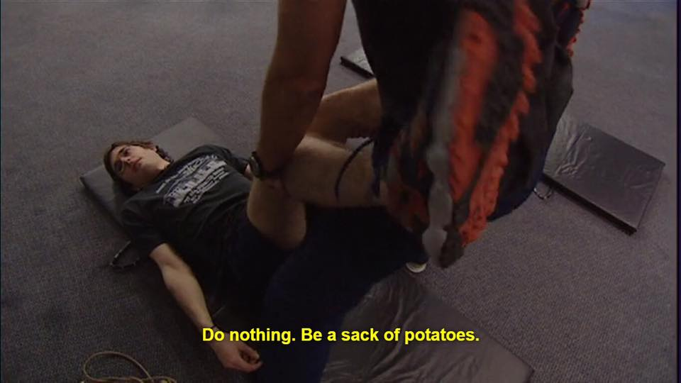 Do Nothing Be A Sack Of Potatoes