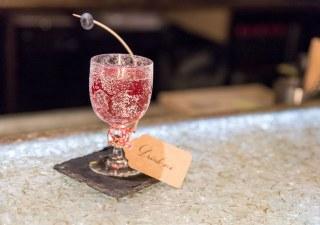 Harry Potter cocktail