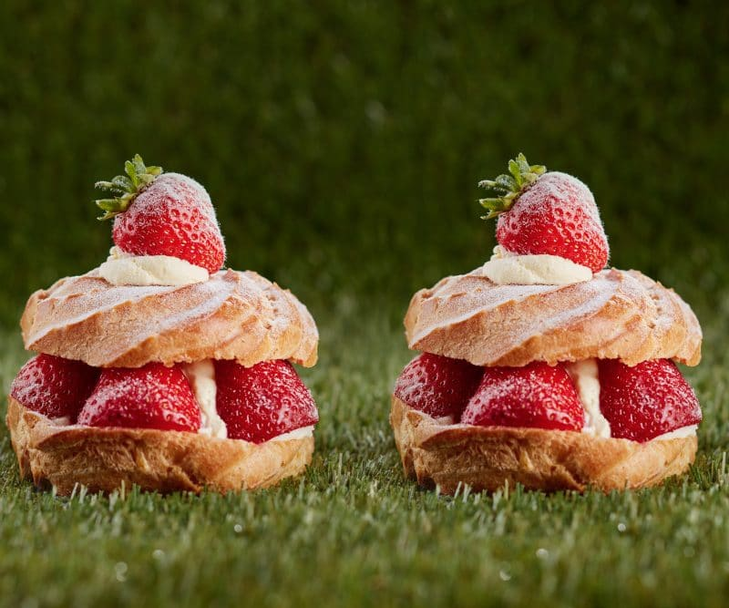 Pair of Tennis Choux's