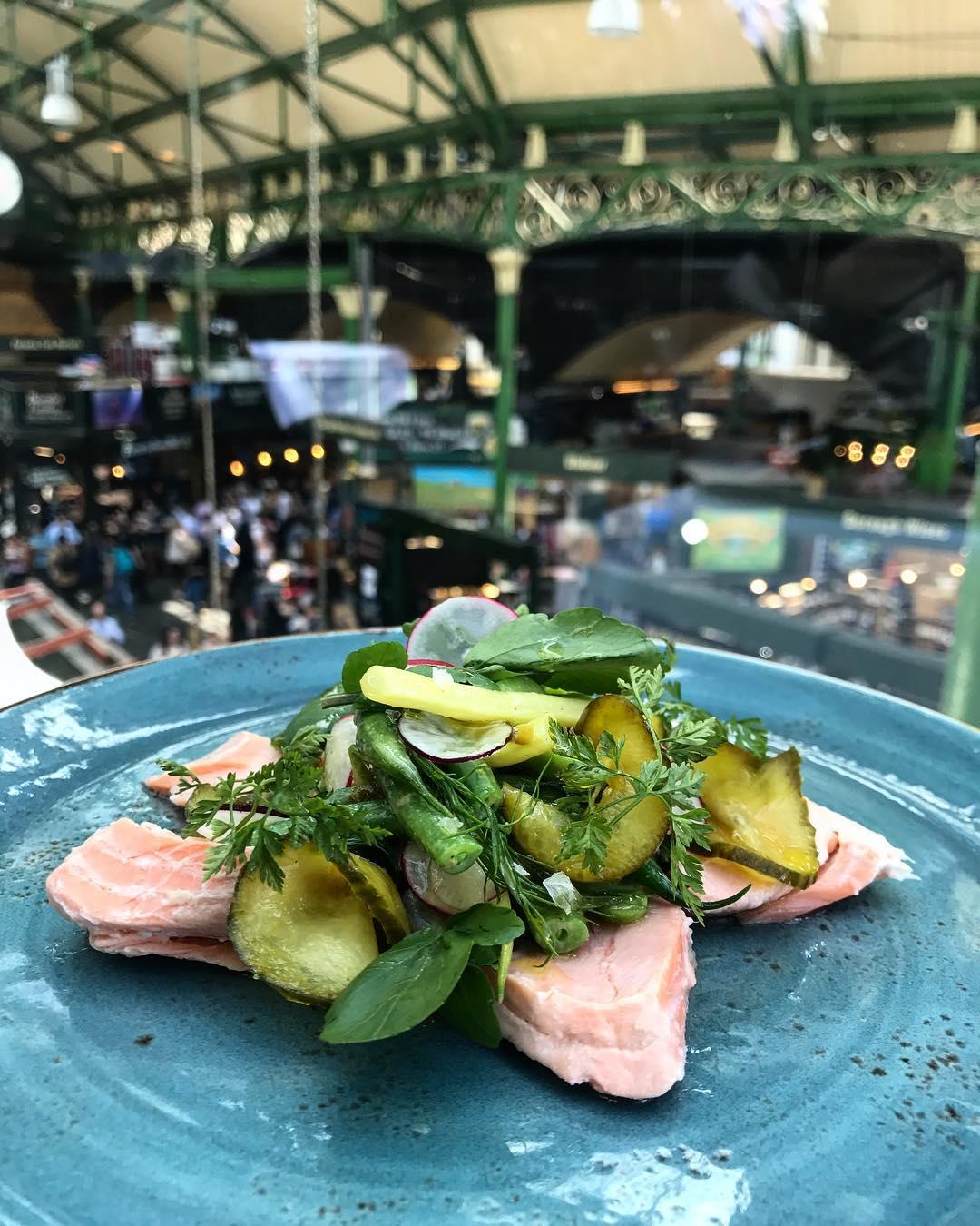 Restaurants near Tate Modern, Roast at Borough Market