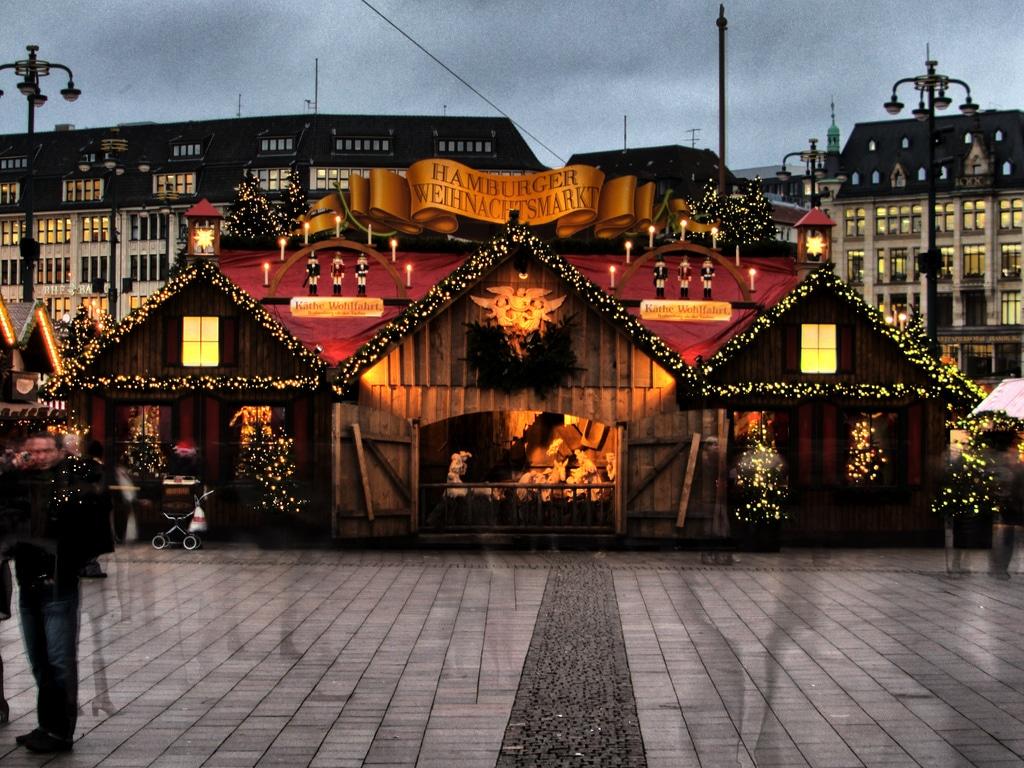 Hamburg Christmas