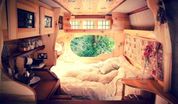 Camper Van Hire London