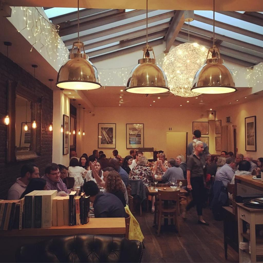 Best Restaurants Near Tate Modern