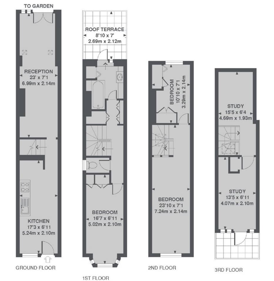 Kilmarsh floor plan
