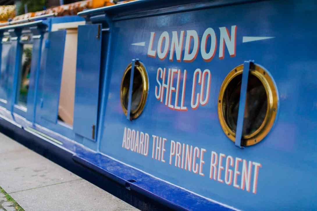london-shell-co-signage