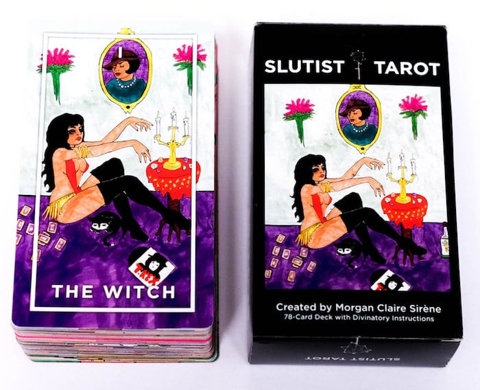 Slutist Tarot